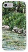 Colors River IPhone Case