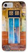 Colourful Door IPhone Case