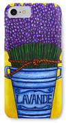 Colours Of Provence IPhone Case