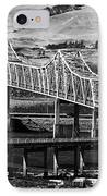 Columbia River Crossing IPhone Case