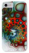 Convolutions IPhone Case