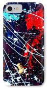 Cosmic Journey IPhone Case