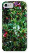 Crazyquilt Garden IPhone Case