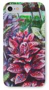 Crotons 1 IPhone Case