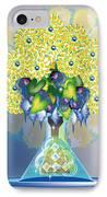 Crystal Boquet IPhone Case