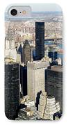 Crystler Building 2 IPhone Case