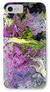 Dance In Violet IPhone Case