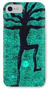 Dancing At The Creation Of The Green Earth IPhone Case