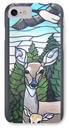 Deer Scene IPhone Case