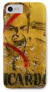 Don-ricardo IPhone Case