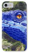 Dragon Eyes IPhone Case