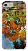 Early Morning Fall Colors IPhone Case