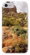 El Torcal Rock Formations IPhone Case