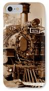 Engine Number 478 IPhone Case