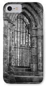 Entrance To Cong Abbey Cong Ireland IPhone Case