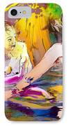 Eroscape 15 2 IPhone Case