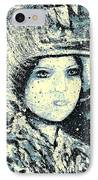Evalina IPhone Case