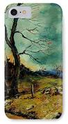 Fall Landscape 56 IPhone Case