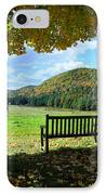 Fall Plains IPhone Case