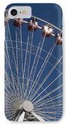 Ferris Wheel IIi IPhone Case