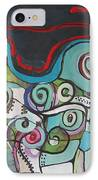 Fiddleheads 5 IPhone Case