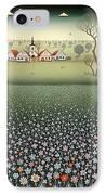 Field Of Wildflowers IPhone Case