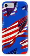 Flags American IPhone Case