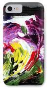 Floral Flow IPhone Case
