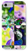 Flower 2 IPhone Case