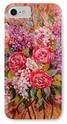 Flowers Of Romance IPhone Case