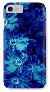 Flowers On Tiles IPhone Case