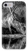 Forest Royal Bull Elk IPhone Case