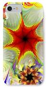 Fractal Garden 9 IPhone Case