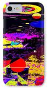 Galactic Voyages IPhone Case
