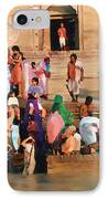 Ganges IPhone Case