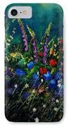 Garden Flowers 56 IPhone Case