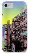 Gasworks Park 1 IPhone Case