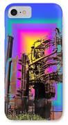 Gasworks Park 2 IPhone Case
