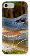 Gator Head IPhone Case