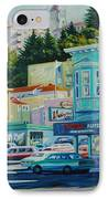 Geary Street IPhone Case