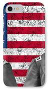 Generals Sherman And Grant  IPhone Case