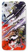 Genesis IPhone Case