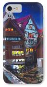 Germany Ulm Fischer Viertel IPhone Case