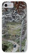 Ghost Trees IPhone Case