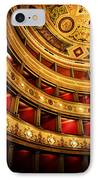 Glorious Old Theatre IPhone Case