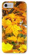 Golden Moments IPhone Case