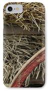 Grain Wagon IPhone Case