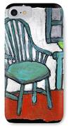 Grampa's Empty Chair IPhone Case