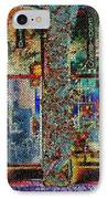 Grand Central Bakery Mosaic IPhone Case