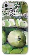 Granny Smith Apples IPhone Case